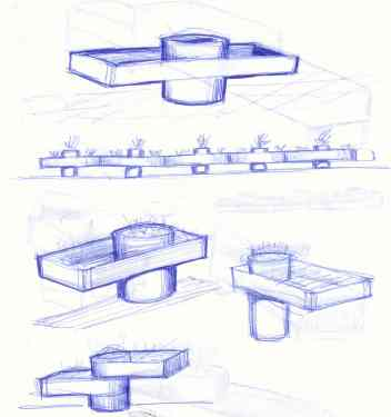design-sketch-planter